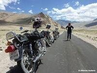 Vintage Rides (vidéo) : les routes de l'Himalaya à bord d'une Royal Enfield