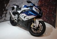 En direct d'Intermot - BMW S1000 RR: optimisation
