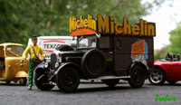 Miniature : 1/43ème - Morris Cowley Snubnose
