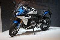 En direct d'Intermot - BMW R1200 RS : Reise und Sport