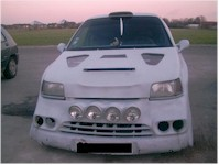 La saucisse du vendredi : Clio proto sport