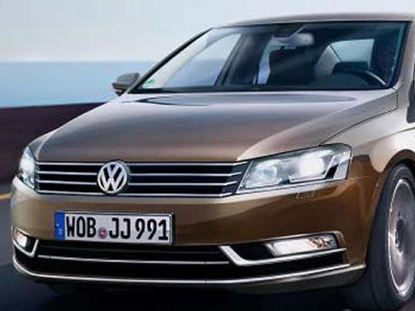 Mondial 2010 : voici la nouvelle VW Passat norvégienne