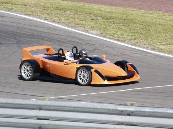 Hulme CanAm Spyder: 1ers exemplaires livrés en 2012...