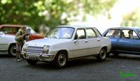 Miniature : 1/43ème - Fasa-Renault Siete (Espagne)