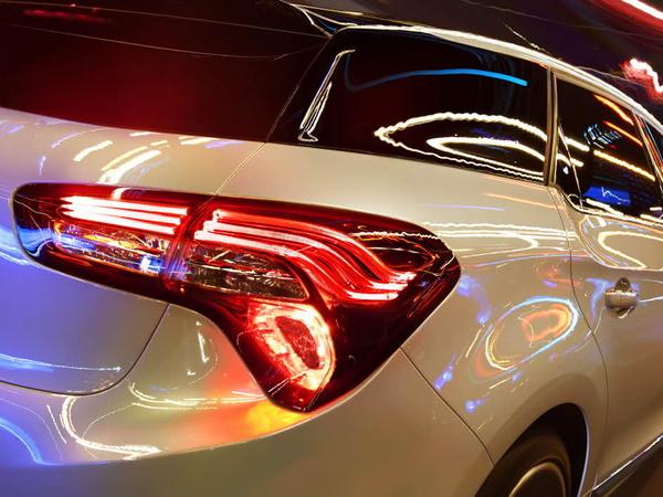 Citroën DS5: de nouvelles photos officielles