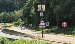 80km/h: des erreurs de panneaux constatées