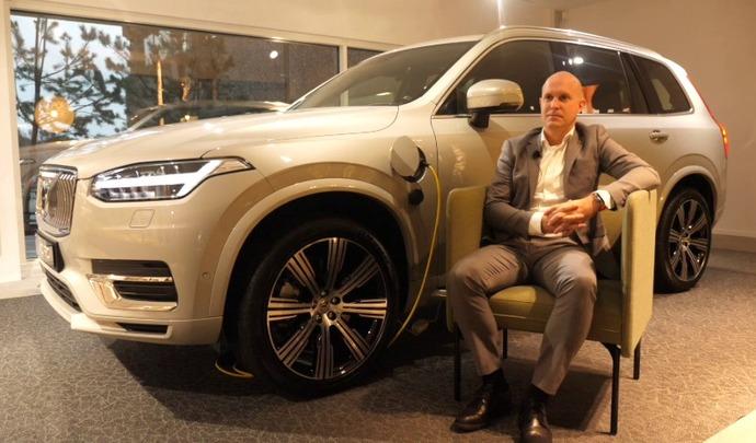 Road trip Volvo en Suède : interview de Mattias Berglund, responsable des motorisations (vidéo)