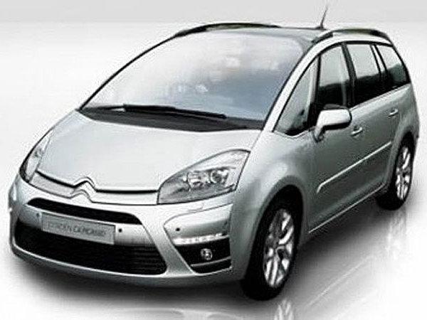 Mondial 2010 : c'est encore le Citroën C4 Picasso restylé