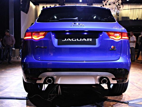 Francfort 2015 - LIVE exceptionnel Jaguar ce mardi matin : la F-Pace se dévoile en direct