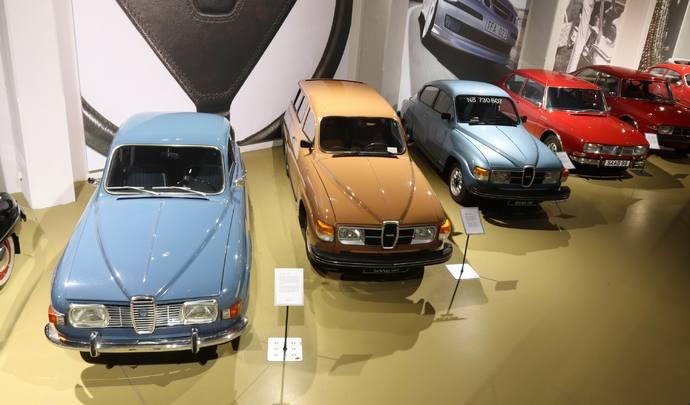 Road trip en Suède : visite du musée Saab à Trollhättan (vidéo)
