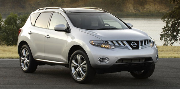 Nissan Murano convertible: toujours d'actualité!