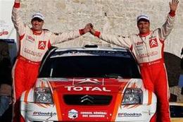 Rallye ERC: le champion c'est Simon !