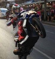 Moto GP - Yamaha: Jorge Lorenzo a joué les champions en Thaïlande