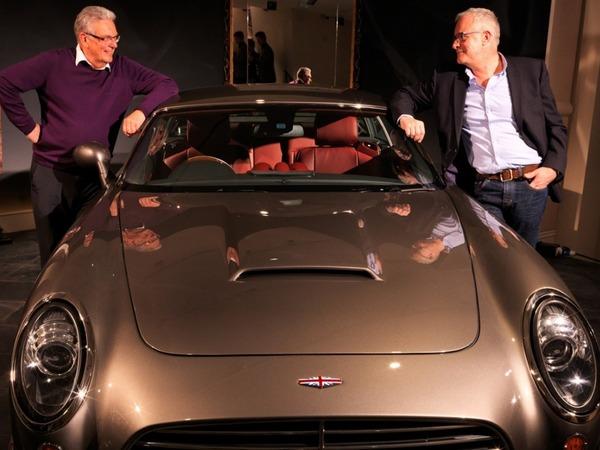 David Brown Automotive Speedback GT, du vieux avec du neuf