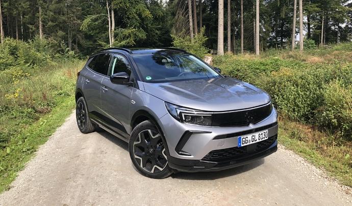 Essai vidéo - Opel Grandland (2021) : le succès dans le Vizor