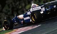 Damon Hill bientôt de retour en compétition?