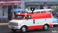 Miniature : 1/43ème - DODGE Tradesman B300