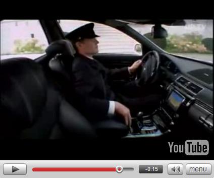 Vidéo: Maybach 62 S Landaulet: sheikhmobile