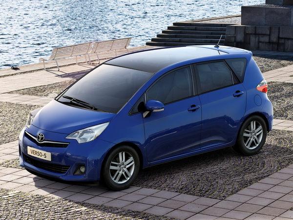 Mondial de Paris 2010 : Toyota présente un nouveau monospace compact, le Verso S