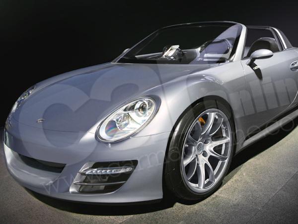 Los Angeles 2012 : Porsche présentera une petite sportive !