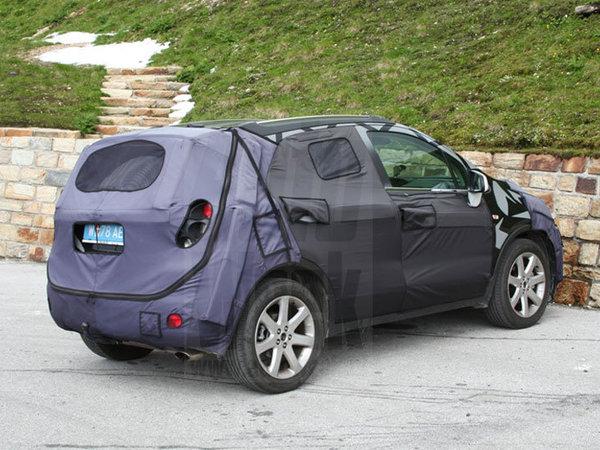 Opel: un SUV sur base de Corsa en 2012