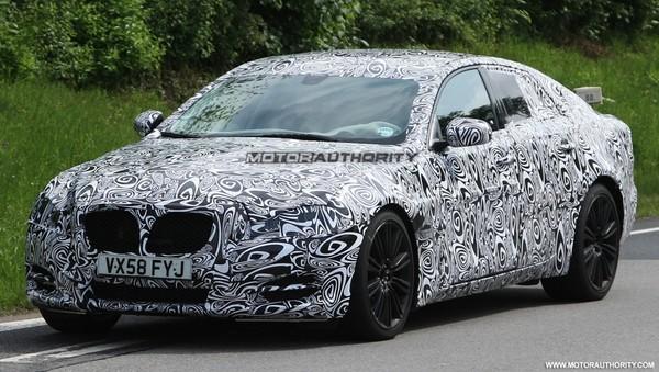 Proto rigolo acte 1 : la Jaguar BMW