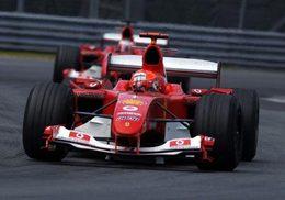 Gagnez un tour du GP de France avec Schumacher