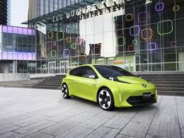 Guide des stands 2010 : Toyota à fond sur l'hybride
