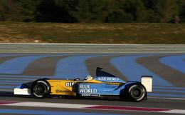 Adieu la F3000, bonjour la Formula GP2