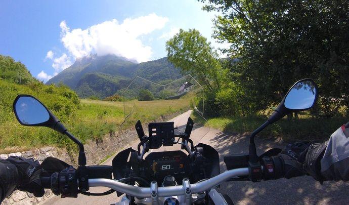 Événement essai Caradisiac Moto : les Vlogs du BMW R 1200 GS