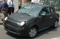 Fiat 500 : elle roule !