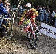 Mika Ahola champion du monde en E 1