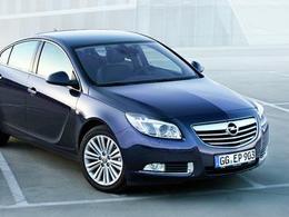 Salon de Francfort 2011 - L'Opel Insignia évolue en douceur