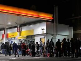 Après Sandy, New York doit rationner l'essence
