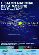 Suisse : le 1er salon national de la mobilité le 26 et 27 avril. L'écologie va vous faire bouger !