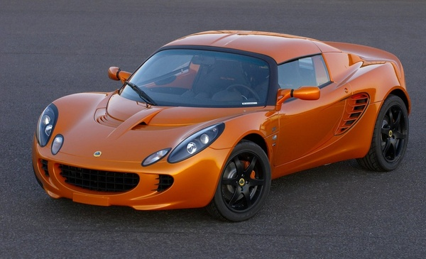 Lotus Elise S 40th Anniversary: avec 4 bougies seulement...