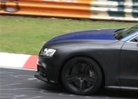 Future Audi RS5 : 450 chevaux et une version cabriolet