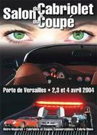 Le salon du Cabriolet et du Coupé 2004 met en avant Maserati