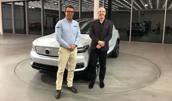 Road-trip en Suède: interview de Robin Page, Directeur du design Volvo