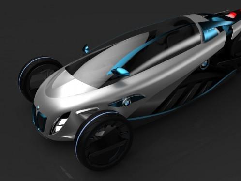 BMW i1 Concept par Amadou Ndiaye