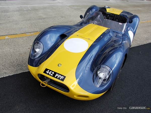 Photos du jour : Lister Jaguar Knobbly (SRS-Organisation)