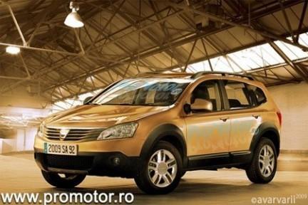 Futur SUV Dacia: ce serait lui!
