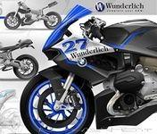 Actualité moto - Concept: Nicolas Petit voit en grand une nouvelle BMW HP2