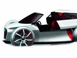 Salon de Francfort 2011 - Audi Urban Concept: c'est parti!