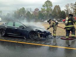 Tesla installe un soubassement en titane sur la Model S, la NHTSA clôt l'enquête