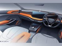 Skoda Vision IN : le concept du SUV pour l'Inde