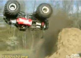 [vidéos] Back Flip Story : le Monster Truck