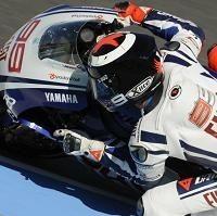 Moto GP - Australie D.1: Lorenzo sur l'eau