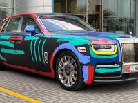 Une étonnante Rolls-Royce Phantom art car