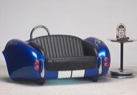S'asseoir à l'arrière d'une AC Cobra...dans son salon !